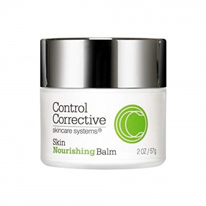 Control Corrective Skin Nourishing Balm (2 oz), Great for Eczema or Very Dry Skin, Beneficial Emollients, Vitamins & Soothing Extracts, No Parabens or Synthetic Dyes
