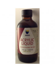 Sassi Acrylic Liquid, 4 Ounces