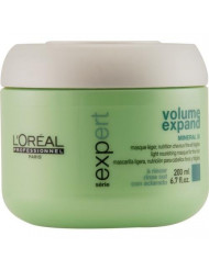 L'Oreal Serie Expert Volume Expand Masque For Fine Hair 6.7 oz