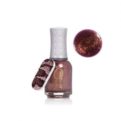 Orly Nail Lacquer, Ingenue, 0.6 Fluid Ounce