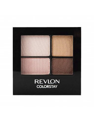Revlon Colorstay 16hr eyeshadow quad decadent 4.8g