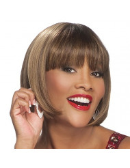 Vivica A. Fox H280-V Premium Human Hair, PS Cap Wig in Color 2