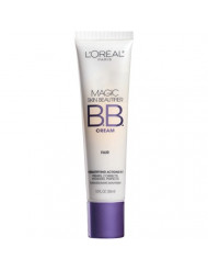 L'Oreal Paris Magic Skin Beautifier BB Cream, Fair, 1 Ounce