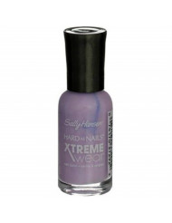 Sally Hansen Hard as Nails Xtreme Wear, Lacey Lilac [270], 0.4 oz (Pack of 2)