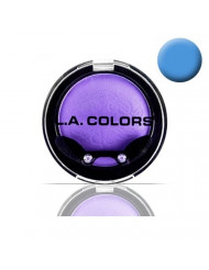 L.A. Colors Eyeshadow Pot 156 Electric Blue