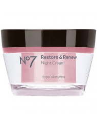 BOOTS No7 Restore & Renew Night Cream by Walgreens