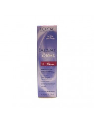 L'Oreal Excellence Creme Color # 9.1 Light Ash Blonde 1.74 oz. (3-Pack) with Free Nail File