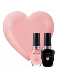 Cuccio Veneer and Colour Matchmaker Nail Polish, Parisian Pastille