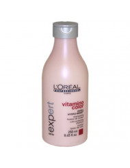 L'oreal Serie Expert Vitamino Color Radiance Protection Shampoo, 8.45 oz (Pack of 3)