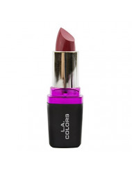 L.A. Colors Hydrating Lipstick, Vampy, 0.13 Ounce