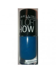 NEW Maybelline Color Show Limited Edition Nail Polish - 990 Azure Seas