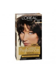 L'Oreal Superior Preference - 3 Soft Black (Natural) 1 Each (Pack of 2)