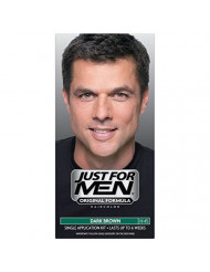 Just For Men Shampoo-In Hair Color - Dark Brown