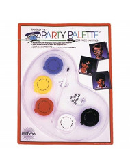 Halloween FX Party Palette Face Paint Kit