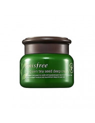 Innisfree the Green Tea Seed Deep Cream 50ml(New 2013), korean Best Cosmetics