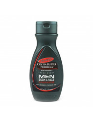 Palmers Cocoa Butter Men Lotion Body & Face 8.5 Ounce (251ml) (3 Pack)