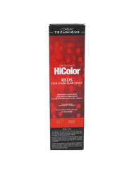 Loreal Excellence Hicolor H07 Tube Sizzling Copper 1.74 Ounce (51ml) (3 Pack)