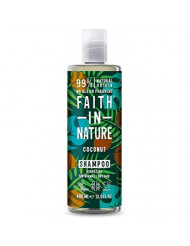 Faith In Nature Coconut Shampoo For Normal To Dry Hair 400ml
