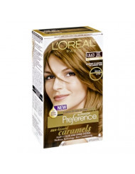 L'Oreal Superior Preference Preference Sun-Kissed Caramels, UL63 Hi-Lift Gold Brown 1 ea (Pack of 4)