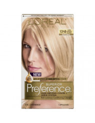 Pref Haircol 10nb Size 1ct L'Oreal Preference Hair Color Ultimate Natural Blonde #10nb