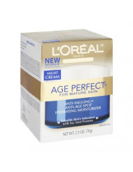 L'Oreal Age Perfect For Mature Skin Night Cream