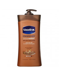 Vaseline Lotion Cocoa Radiant 20.3 oz (Pack of 2)
