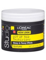 L'Oreal New Look Out of Bed Texturizer, 4 oz (Pack of 2)