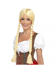 Smiffys Bavarian Beauty Wig
