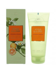 4711 Acqua Colonia Aroma Shower Gel, Mandarine An Cardamom, 6.8 Ounce