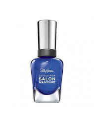 Sally Hansen - Complete Salon Manicure Nail Color, Blues , Pack of 1