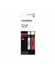 COVERGIRL, Outlast All-Day Moisturizing Lip Color, Brazen Raisin .13 oz (4.2 g) 1 Count  (Packaging may vary)
