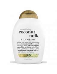 Ogx Nourishing Shampoo - Coconut MIlk - 13 oz - 2 pk