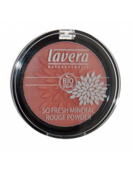 Lavera So Fresh Mineral Rouge Powder, 01 Charming Rose, 0.2 Ounce