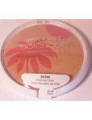 Wet N Wild ColorIcon Bronzer & Blush ~ Hold Me Close 34296 ~ Limited Edition