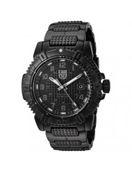 Luminox Men's 'Modern Mariner' Swiss Quartz and Stainless-Steel-Plated Watch, Color:Black (Model: 6252.BO)