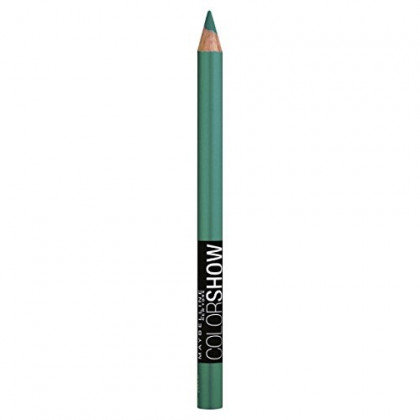 Maybelline Color Show 300 Cryon Khol Eyeliner, Edgy Emerald by Maybelline