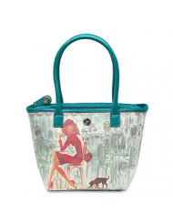 Pavilion Gift Company 06202  Insulated Lunch Tote , Teal