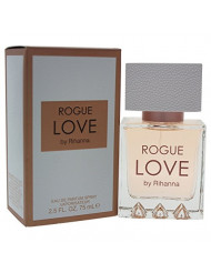 Rihanna Rogue Love Eau de Parfum Spray for Women, 2.5 Fluid Ounce