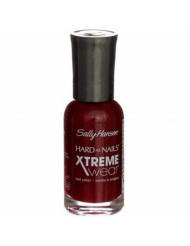 Sally Hansen Hard as Nails Xtreme Wear, Red Carpet [390], 0.4 oz ( Pack of 2)