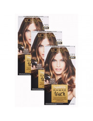 L'oreal Paris Superior Preference Ombre Touch Hair Color, Ot5 for Medium Brown Hair (Pack of 3)