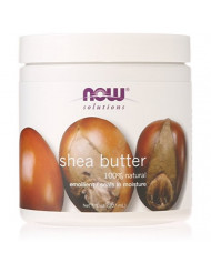 Now Solutions Shea Butter, 7-Ounce