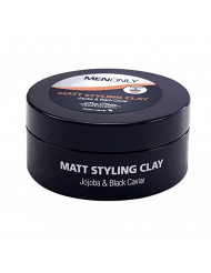 Mon Platin Professional Matt Styling Clay Enriched with Jojoba and Black Caviar Extracts 2.9oz