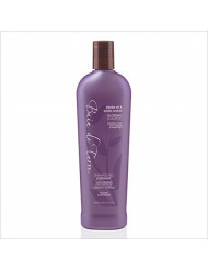 Bain de Terre Jojoba Oil and Exotic Orchid Glossing Shampoo, with Argan and Monoi Oil, Paraben-Free, 13.5-Ounce