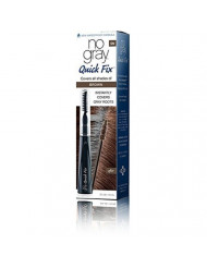 No Gray Quick Fix Instant Touch-Up for Gray Roots (Set of 1, Brown (M. Brown))