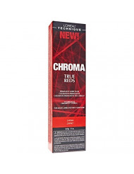 L'oreal Paris Chroma True Reds Hair Color, Chroma Garnet, 1.74 Ounce
