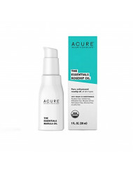 Acure The Essentials Rosehip Oil, 1 Fluid Ounce (Packaging May Vary)
