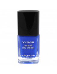 CoverGirl Outlast Stay Brilliant Nail Gloss, Mutant, 0.37 Ounce