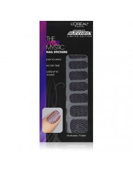 Loreal Limited Edition Project Runway Nail Stickers - The Wise Mystic