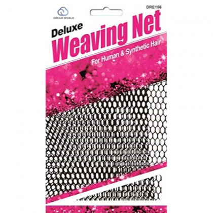 Dream Deluxe Weaving Net (#156, Black)