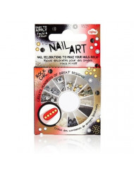 npw Nail Art Rock Chic Stud Wheel